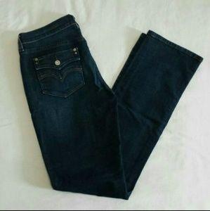 Levis women's 505 straight leg jeans pants